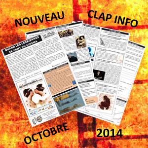 Clap Info Octobre 2014