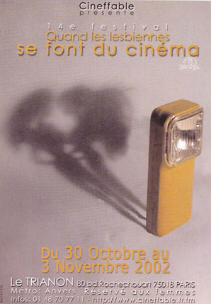 Poster of the 14th Festival 2002