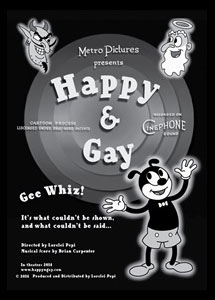 Happy and Gay
