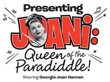 Presenting Joani: Queen of the Paradiddle