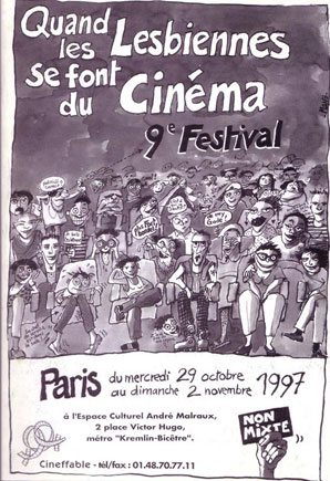 Poster of the 9th Festival 1997