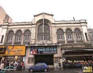Cineffable le trianon plan d 39 acc s for Trianon plan salle